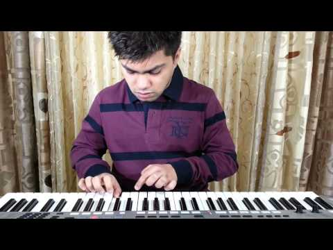 Aa Jao Meri Tamanna.....ajab Prem Ki Ghazab Kahani   Instrumental Piano video