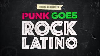 PUNK GOES ROCK LATINO - Futuro Atómico - Trátame Suavemente (Cover Soda Stereo)