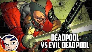Deadpool Vs Evil Deadpool - Complete Story