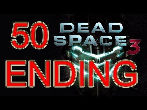 Dead Space 3 - ENDING HD + Final Boss + After credits ENDING