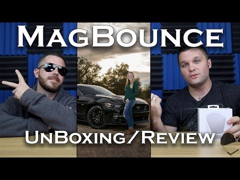 MagBounce By MagMod Unboxing and Hands On Review