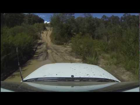 Subaru Forester Off Road - Powerline Play Track 5 - Bunyip State Park