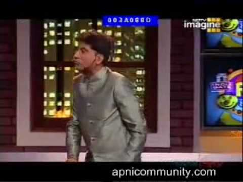 New Year Raju Srivastava.wmv video