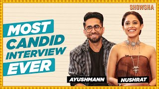 Dream Girl | Ayushmann Khurrana, Nushrat Barucha Interview