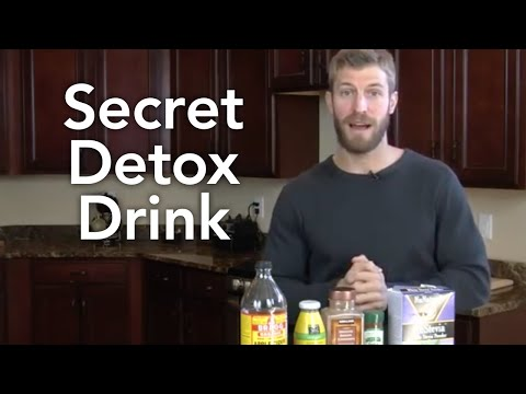How to Make Dr. Axe's Secret Detox Drink