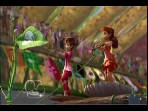TinkerBell and the Pixie Hollow Games - Dig Down Deeper.