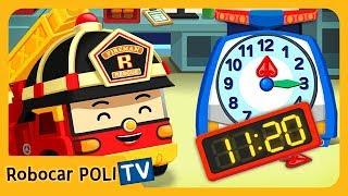 POLI Game | Let's learn Number  together! | for Kids | Robocar POLI
