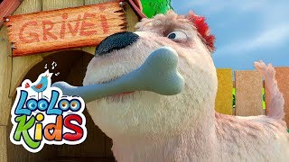 Rocky the Dog - THE BEST Songs for Children | LooLoo Kids
