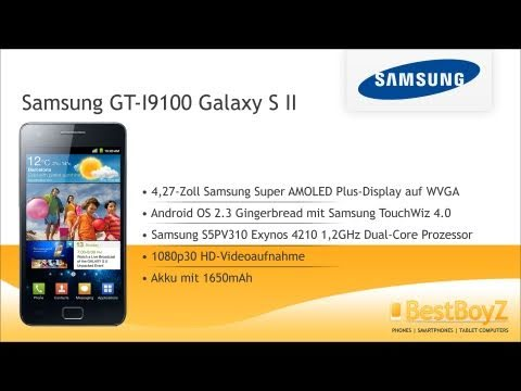 Review: Samsung GT-I9100 Galaxy S II   BestBoyZ
