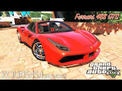 Ferrari 488 GTS