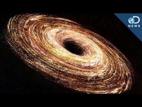 NASA Accidentally Discovers Giant Black Holes