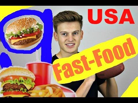 #9-USA Essen und Fast-Food