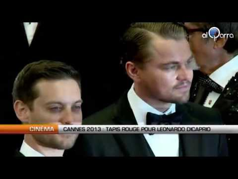 Cannes : Tapis rouge pour Leonardo Dicaprio