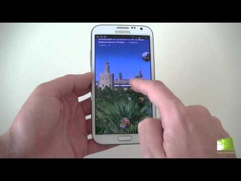 Análisis de Facebook Home para Android en español   FAQsAndroid.com
