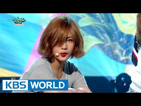 Music Bank - English Lyrics | 뮤직뱅크 - 영어자막본 (2015.08.08)