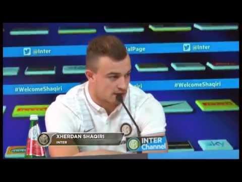 Xherdan Shaqiri: Ich will mit Inter Mailand Titel gewinnen | FC Bayern München