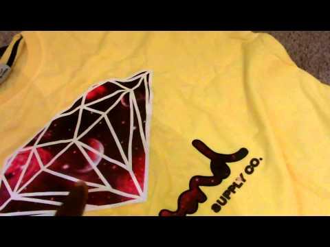 Replica Diamond Supply Co. shirt