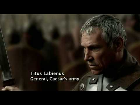 Part 01 of 06 - Julius Caesar - Critical moment 1/6 Ancient Rome The Rise and Fall of an Empire