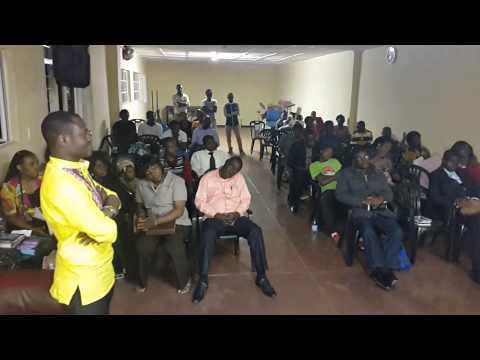 PROPHET EVANS KOBINA (CHOSEN GENERATION 2) Johannesburg, South Africa