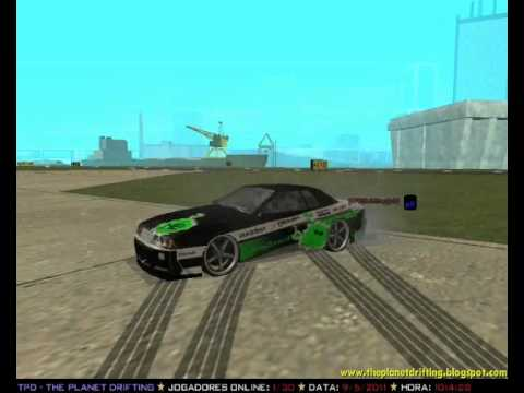 [tpd]drifting Max Angle video