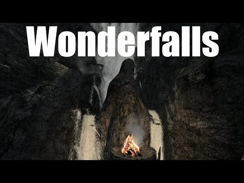 OUTCAST REVIEWS: 7 Wonderfalls of Purity Skyrim Mod