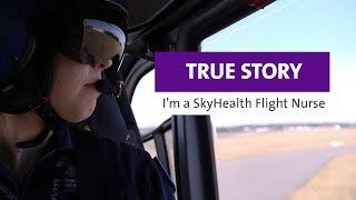 I'm a SkyHealth Flight Nurse: True Story