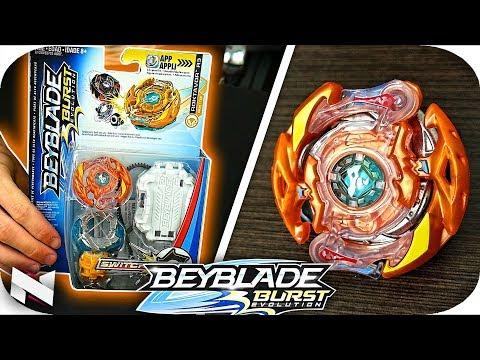 Roktavor R3 UNBOXING+TEST!! || Beyblade Burst Evolution || Hasbro Beyblade