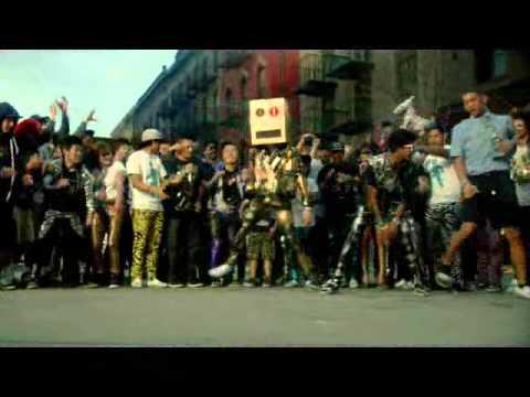 Party Rock Anthem Robot Costume Party Rock Anthem 13 Minutes