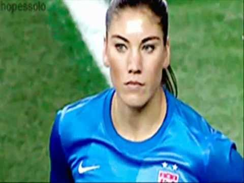 Hope Solo - The Best In The World