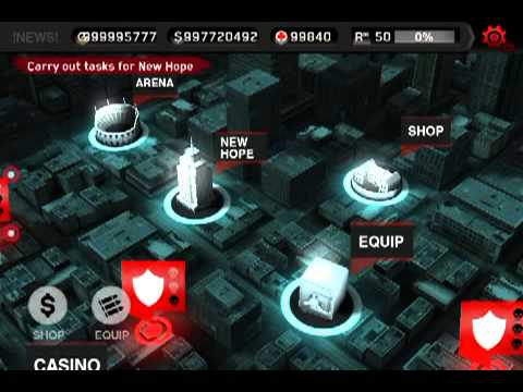 Part 2: New Dead Trigger Hack with Level 50 and Money&Gold
