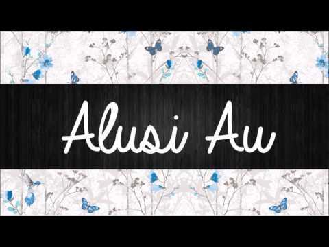 Alusi Au | Lirik Lagu Batak | Sigulempong