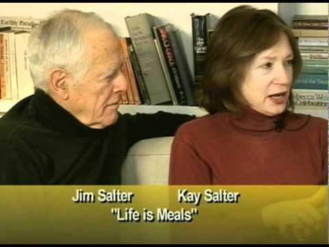 Life Is Meals: A Food Lover's Book of Days by James Salter and Kay Salter