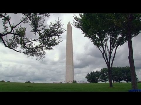 Earthquake closes Washington Monument
