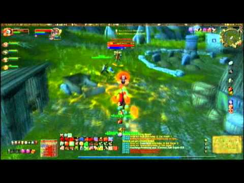 Gormick 39 Twink Warrior PvP 1 (TBC)