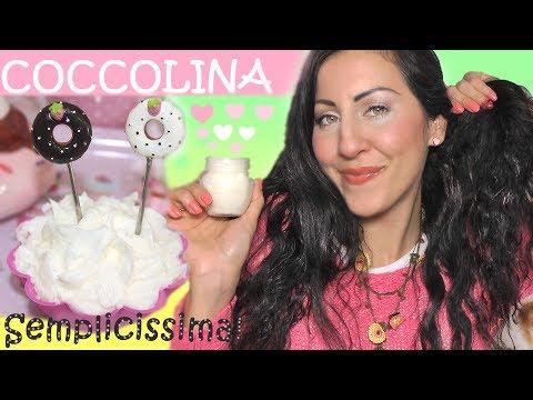 COCCOLINA! Crema per Capelli al Cocco SEMPLICISSIMA!!!
