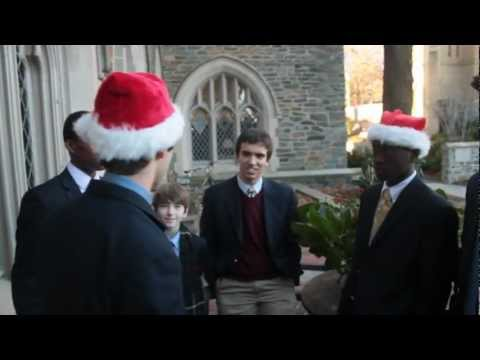 St Albans School - Holiday Thank You Video (2011)
