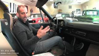 1976 Porsche 914 Targa for sale with test drive, driving sounds, and walk through video