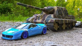 TOTAL RC MILITARY TRUCKS, RC ARMY VEHICLES, MODEL CARS, RC MODEL SCALE TANKS IN ACTION!!