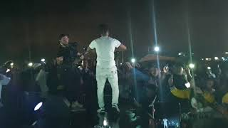 Nasty C performs Right Now (with Gemini Maejor) & God Flow at The Ivyson Tour in Cape Town (2019)