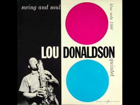 Lou Donaldson Swing Lou Donaldson Quintet i