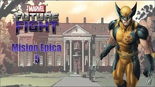 Marvel Future Fight : Varios modos de juego