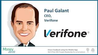 Paul Galant (CEO, Verifone)