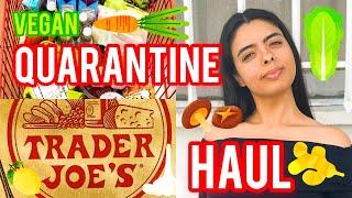 Plant Based Queenantine | TRADER JOE'S HAUL