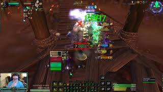 Mysticall | TSG vs Rogue/Mage!! LFG 3v3 w/ Live Commentary!! -  8.1.5 Mistweaver Monk PvP