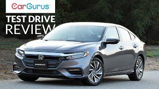 2019 Honda Insight   CarGurus Test Drive Review