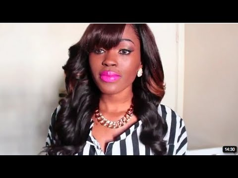 DIY/Trial & Error: Personalize And Transform Your Full Lace Wig