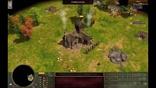 Age of Empires III: Wars of Liberty  2 Jogos com Colombia - Derrota para Portuguese e a Vingança!
