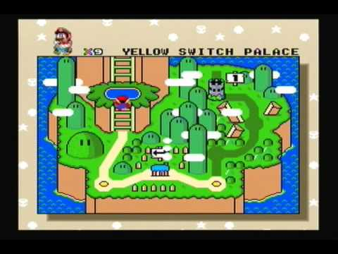 Let's Play Super Mario World - #1. Island Party