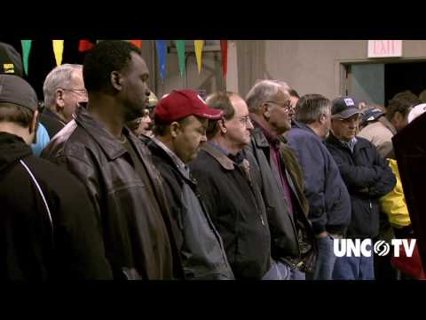 NC NOW | Greenville Auto Auction | UNC-TV