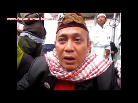 """Tokoh betawi angkat bicare : """"JAWARA BETAWI SIAP KAWAL SIDANG AHOK DI MANAPUN"""""""